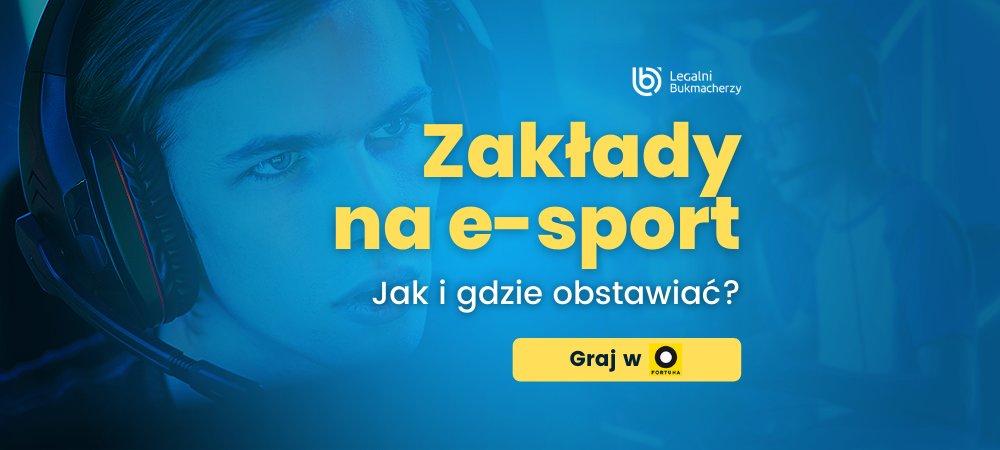 Obstawianie E-sportu