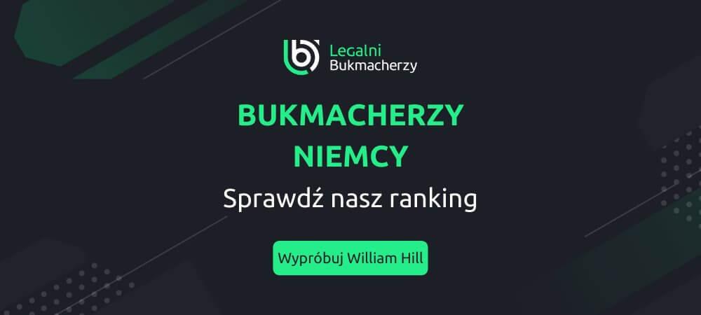 Legalni bukmacherzy niemcy william hill