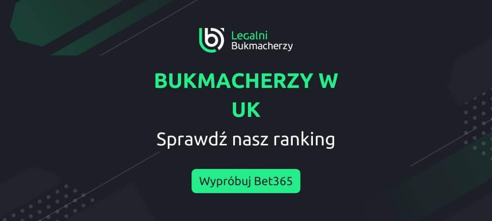 Legalni Bukmacherzy UK