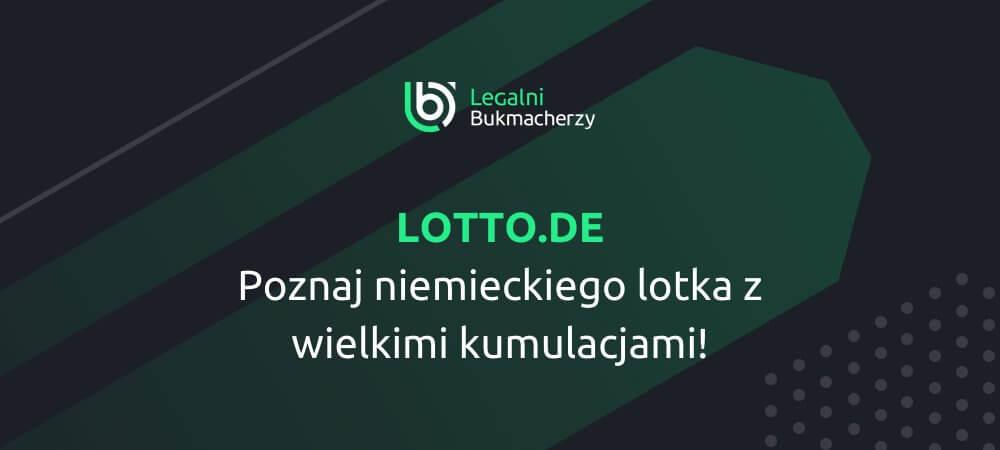 Lotto.de Największa Wygrana w Historii