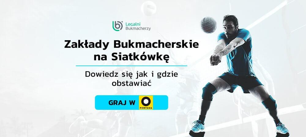 Zakłady Bukmacherskie na Siatkówkę