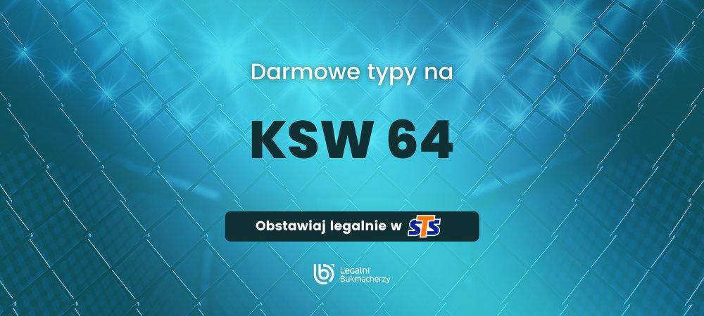 KSW 64 Typy Bukmacherskie
