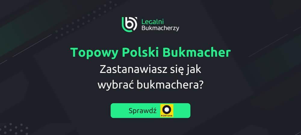 Jaki jest najlepszy polski bukmacher online?