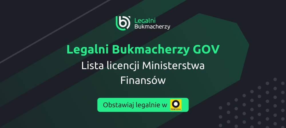 Legalni Bukmacherzy Gov