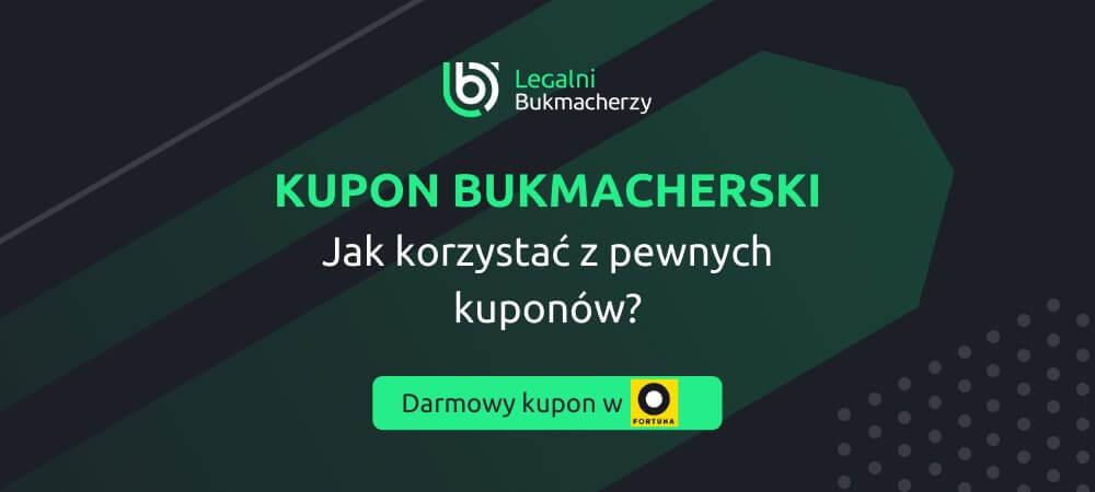Pewne Kupony Bukmacherskie