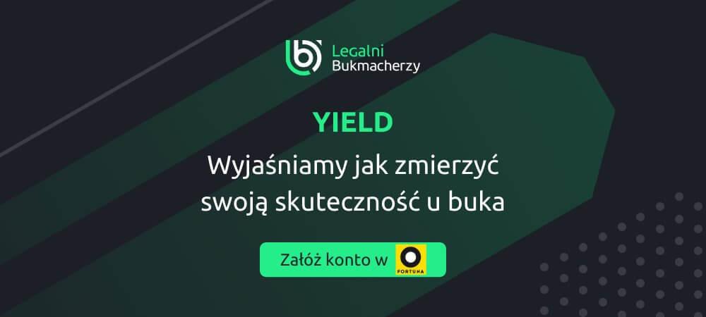Yield w Zakładach Bukmacherskich