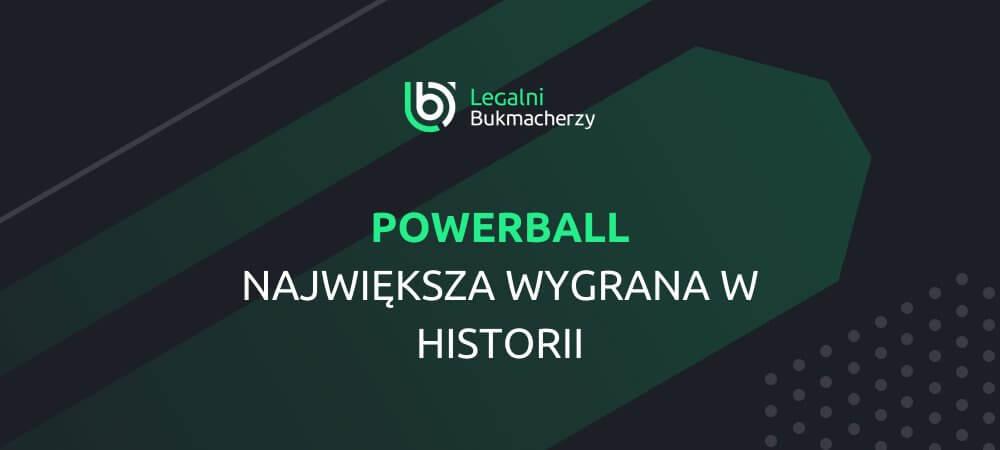 Powerball Największa Wygrana w Historii