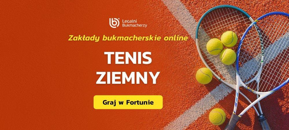 Tenis ziemny zaklady bukmacherskie online