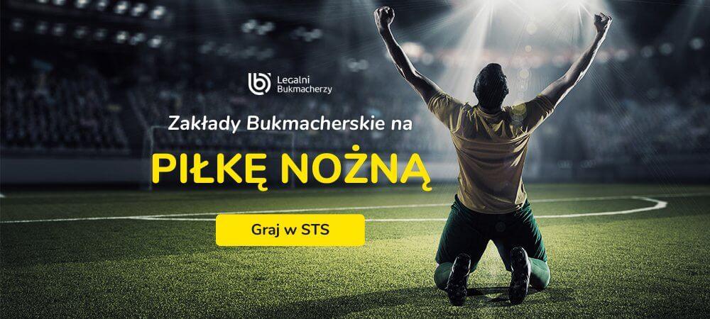 Zakłady Bukmacherskie na Piłkę Nożną