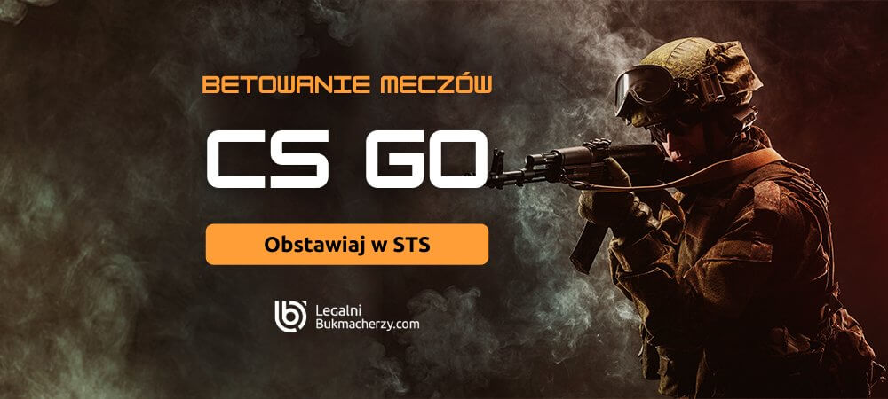 Betowanie meczów CS:GO