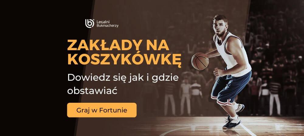 Koszykowka zaklady bukmacherskie online