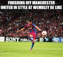 Wembley memes