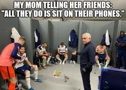 Their phones memes
